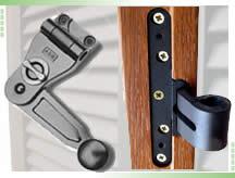 Vilfa commercio ferramenta e accessori per infissi - Chiusure per finestre in legno ...